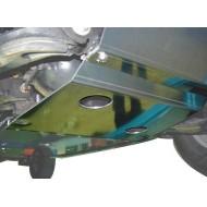 Protezione cambio Duralluminio D-MAX
