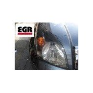 Protezione fari EGR - Carbon Look SANTA FE