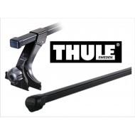 Set - THULE - Acciaio - 753/4023/769 X3