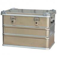 Cassa Alluminio 140 litri