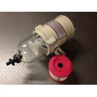 Filtro Decantatore (acqua/gasolio) SERIE 70 MOLLE