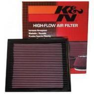 Filtro K&N - 2.4cc Diesel SERIE 70 MOLLE