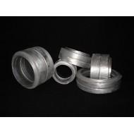 Spessori Molla - 4cm - in Alluminio SERIE 70 MOLLE
