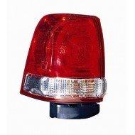 FANALE POST. ESTERNO A LED BIANCO-ROSSO SX B 200