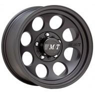 Cerchio MT CLASSIC 2 BLACK - 16X8 PATROL TR 160