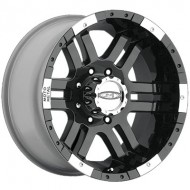 Cerchio MOTO METAL - 17x9 PICK UP D22