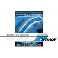 Deflettori Aria - PARIMOR PICK UP D40