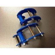 Shackle kit Dinamico +5cm (07 al 2011)