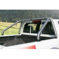 L200/IS'99/FO-MZ 07/09 ROLL BAR INOX 2/4 Mitsubishi