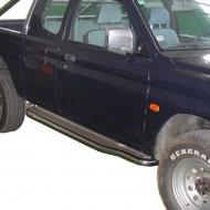 Pedane Inox Mitsubishi