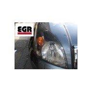 Protezione fari EGR - Carbon Look Mitsubishi