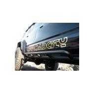 Rock Slider sottoporta PATROL GR Y60