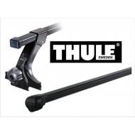 Set - THULE - Acciaio - 753/3040/769 TERRACAN