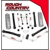 Assetto +9cm Rough Country GRAND CHEROKEE ZJ