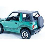 TRAIL TOP x Suzuki Vitara (BIANCO)