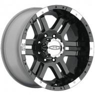 Cerchio MOTO METAL - 17x9 HI LUX