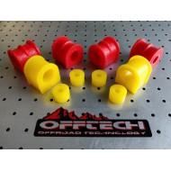 Boccole barra stabilizzatrice posteriore 24.5mm