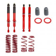 Air Suspension conversion kit for Toyota LC5 / Prado / Landcruiser 120 series