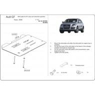 Protezione cambio e riduttore Alluminio