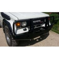 Paraurti ant. Toyota 70 (con Bullbar)