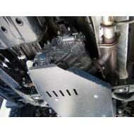 Protezione cambio e riduttore acciaio