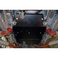 Prot. cambio e riduttore alluminio HZJ 75/78 (dal 07)