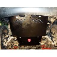 Prot. motore e tiranteria acciaio