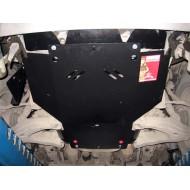 Protezione motore alluminio