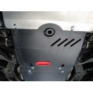 Protezione motore in acciaio