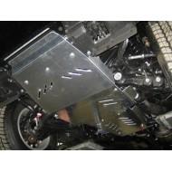 Protezione motore in acciaio 2,5mm