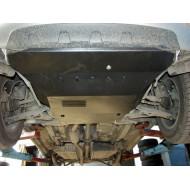 Protezione motore e cambio in acciaio (00-2005)