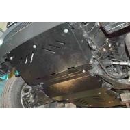 Protezione motore in acciaio 05/2006 - 09/2015 (3mm)