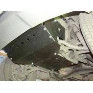 Protezione motore in acciaio (W163)