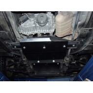 Protezione cambio in acciaio (W163 - 2.3)