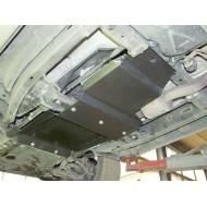 Protezione cambio in acciaio (W163 - 2.7CDi)