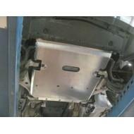 Protezione motore in acciaio (W166)