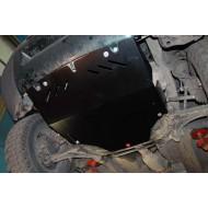 Protezione cambio e riduttore in acciaio (97-01)