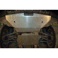 Protezione motore in allum. (2002-13)