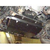 Protez. motore Jeep KK/KJ in acciaio