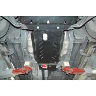 Protezione trasmissione e cambio - Jeep KJ/KK Acciaio