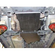 Protezione trasmissione e cambio - Jeep WH Acciaio