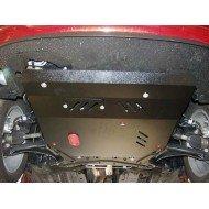 Protezione motore e trassmissione - Jeep Compass in alluminio