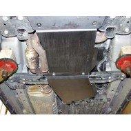 Protezione trasmissione e cambio - Jeep WH in acciaio