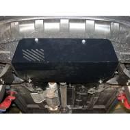 Protezione motore e riduttore - KIA Sportage in alluminio
