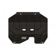 Protezione motore e trasmissione - KIA Sportage in acciaio
