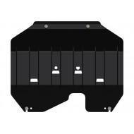 Protezione motore e riduttore - KIA sportage in acciaio