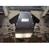 Protezione motore - Lada niva in acciaio