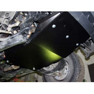 PROTEZIONE MOTORE - MAZDA B2500 in alluminio