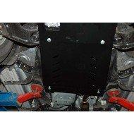 Protezione Riduttore - Mazda BT50 in acciaio