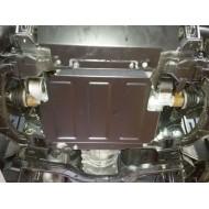 Protezione motore - Nissan NP300 in acciaio